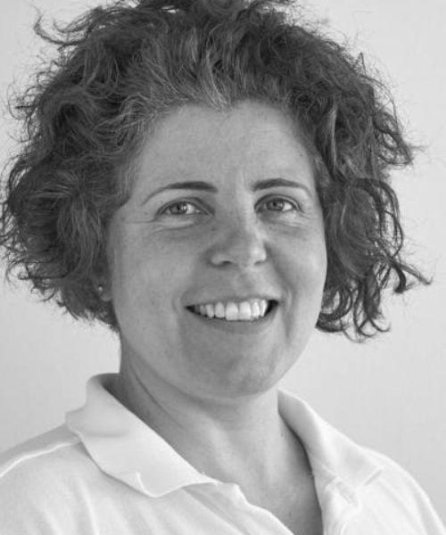 Fysioterapeut Inger Fretland