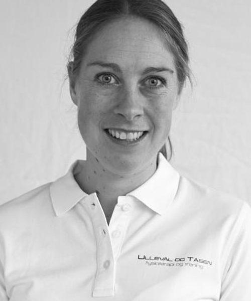 Manuellterapeut Hanne Mette Sande