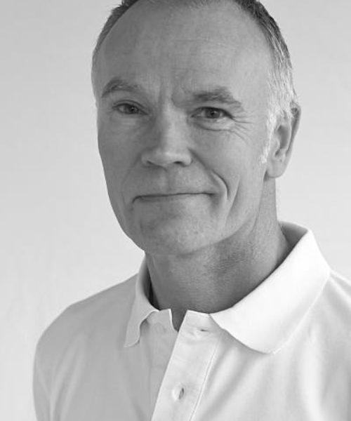 Fysioterapeut Anders Bakke