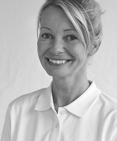 Fysioterapeut Cathrine Reiersen