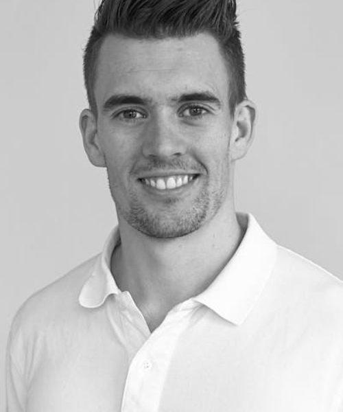 Fysioterapeut Mathias Oppegaard