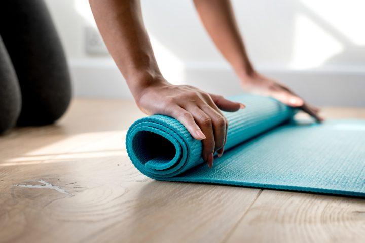 Hjemmeprogram pilates nivå 1
